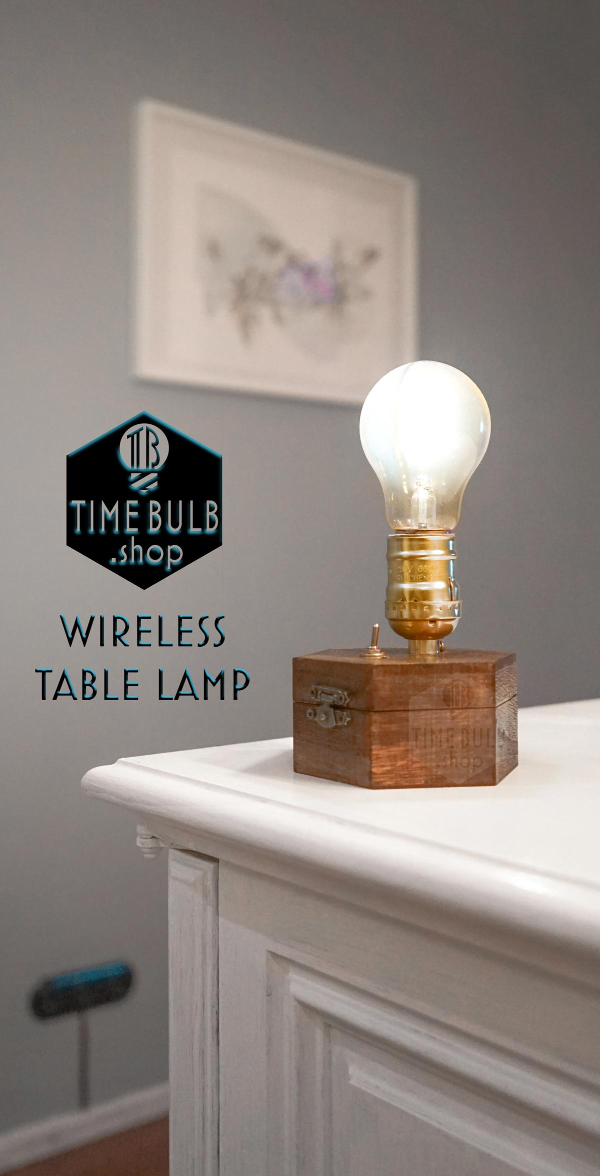 TimeBulb-cordless-wireless-table-lamp-battery-reading-light-tilmann-schlootz-garden-balcony-picnic-tent-wedding-decoration-trends-2019-2020-bridetobe-bride2020_vintage-eclectic-interior-design