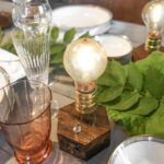 TimeBulb-wireless-table-lamp-cordless-edison-bulb-light-vintage-boho-wedding-design-trends-2020-2021-shabbychic-decoration-bridetobe-home-garden-restaurant-candlelight-dinner-date-party-event kabellose Lampe Tisch Leuchte lampara Hochzeitstrends 2020 2021 bride2020 bride2021 braut2020 braut2021 2022 Hochzeit Wedding Party theme Motto golden roaring twenties weddinglocation weddingdestination destinationwedding eventstyling styling style interiordesign vintage industrial interior industrieller Einrichtungsstil Jugendstil Artdeco Bauhaus Fifties Midcentury Rockabilly Steampunk Steamy Bohemian Eclectic Victorian Genuine Authentic Handcrafted Made In Germany Handmade by Desirger Tilmann Schlootz Design Frankfurt Germany Deutschland Invention of the Lightbulb Innovation sustainable Green Energy Lightsource LED filament woodcraft hipster diy weddingplanner eventplanner florist green leaf cordless kabellos wireless cablefree kabelfrei light lamp